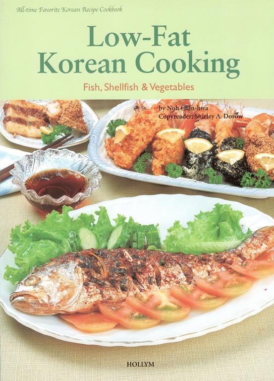 Low-Fat Korean Cooking