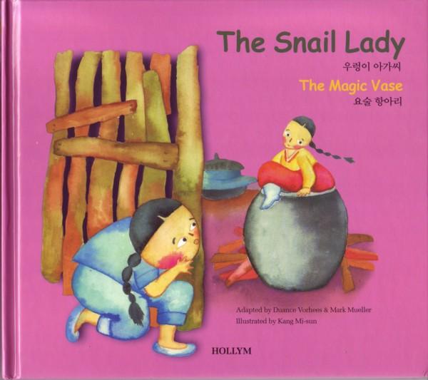 Snail Lady - The Magic Vase (bilingual) Vol. 6