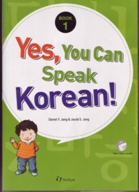 Yes, You Can Speak Korean! (Bk 1, Flash Cards Included)