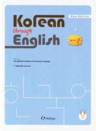 Korean through English: Book 1