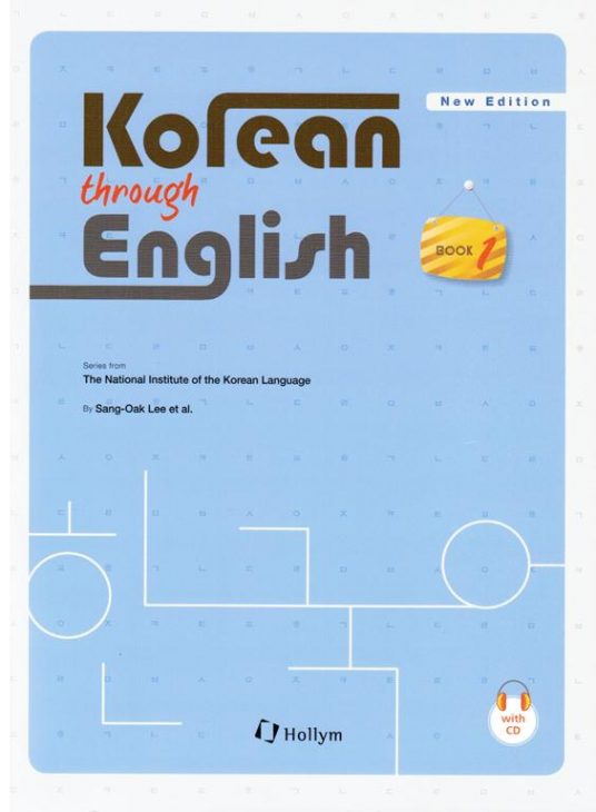 Korean through English: Book 1